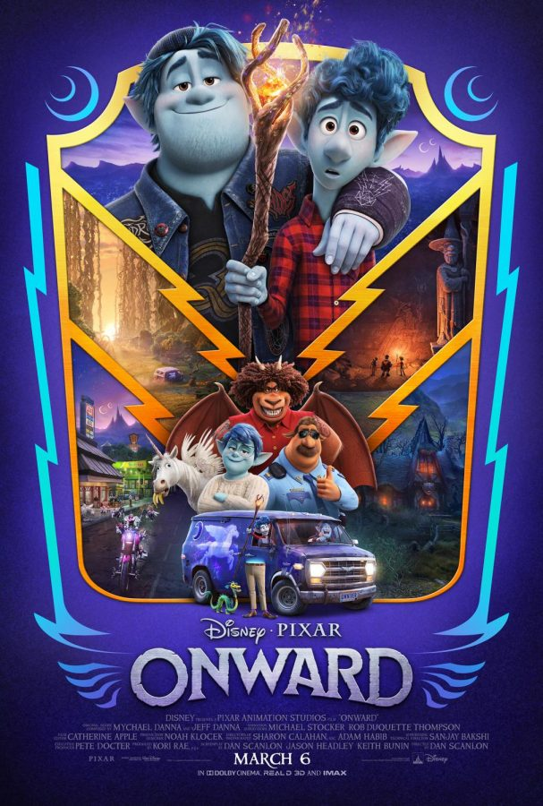 "Review of Pixar's ""Onward"""
