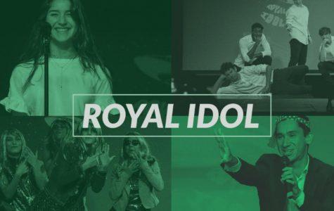 Virtual Royal Idol and the new Prize!