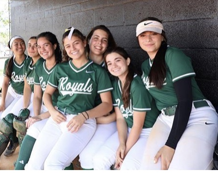 The ILS softball team was led by five different seniors.