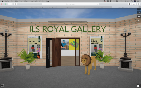 ILS Royal Gallery Virtual Exhibit!