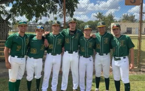 Baseball Celebrates Senior Night During Quarantine