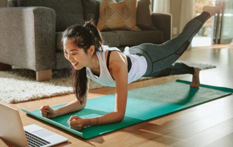 Online Exercise Classes During Quarantine