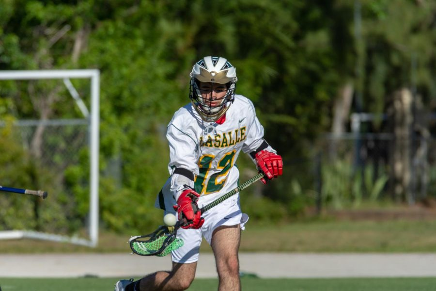 The ILS lacrosse team prepares for the 2021 season with a new head coach.
