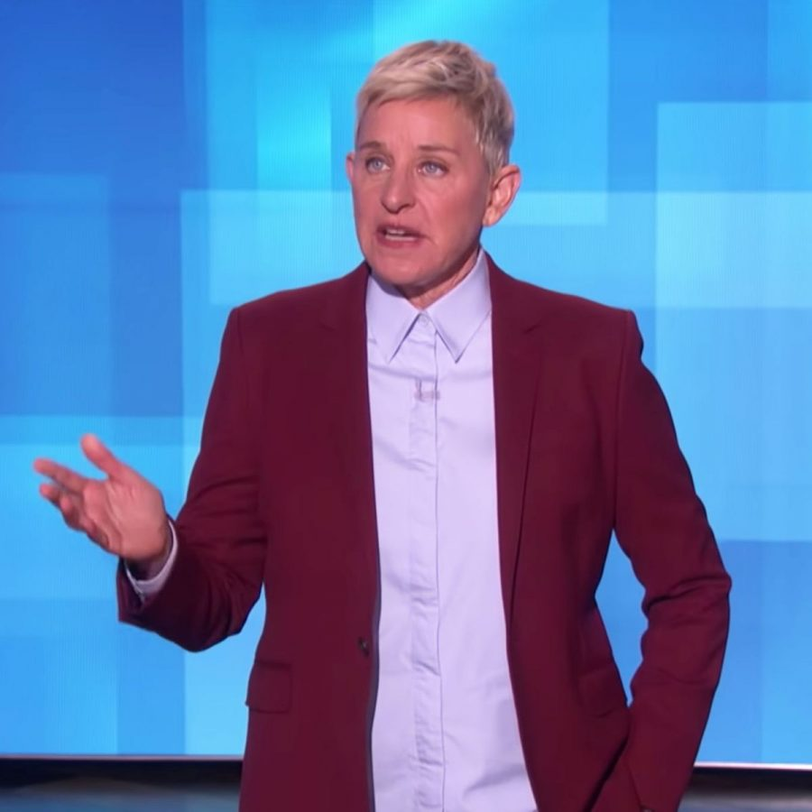 Ellen DeGeneres Speaks Out