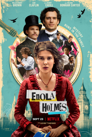 """Enola Holmes"" Movie Review"