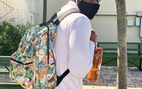 Pokémon clear backpack via Yohance Forde