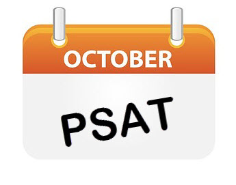 PSAT October 14 for juniors