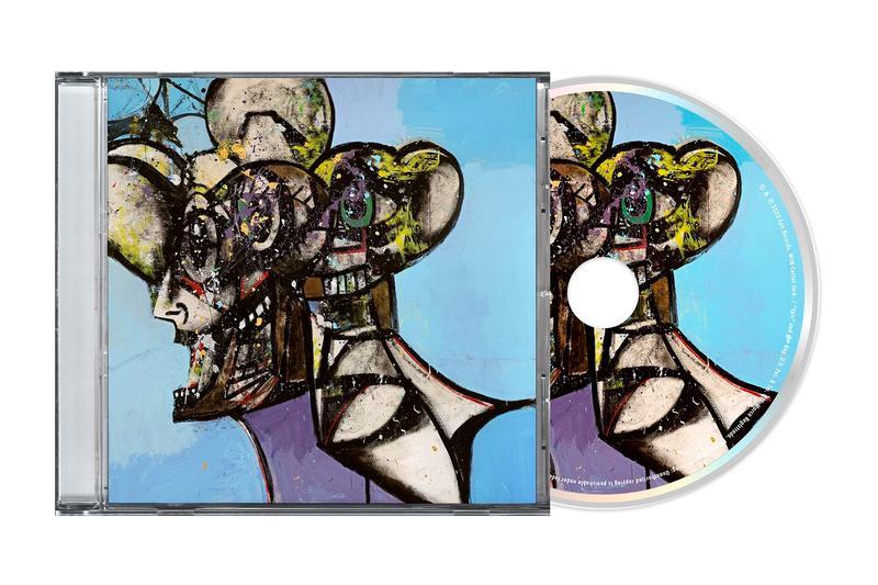 """FRANCHISE"" Album Cover"