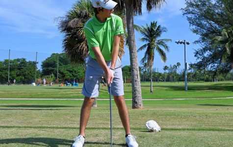 ILS Golf Team Plays Well at District Championship