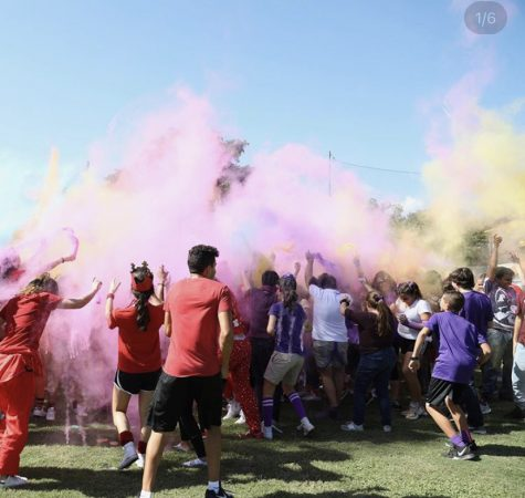 Homecoming: Color War Tuesday (and Friday!)