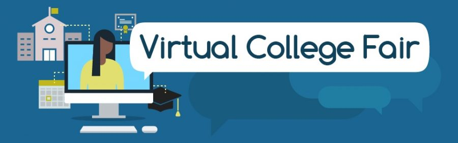 Sign up for the next Virtual College Fair!