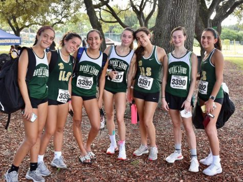 ILS Girls Cross Country Team Takes Second At Monsignor Pace Meet
