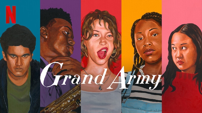 New Netflix Series 'Grand Army'