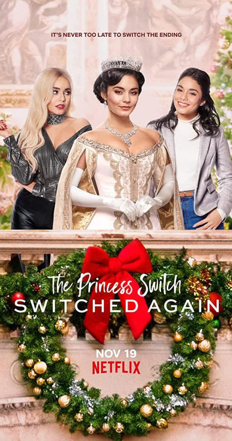 A Christmas Special, The Princess Switch: Switched Again