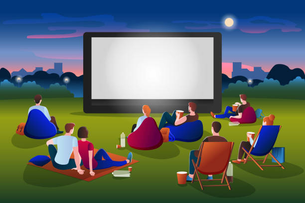 Stay tuned for details on the ILS Senior Outdoor Movie Night!