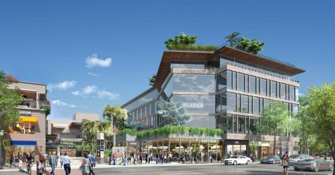 Future plans of CocoWalk