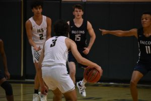 ILS Boys' Basketball Struggles, But 'There's Light At The End Of The Tunnel'