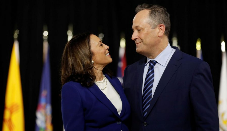 Kamala Harris and Douglas Emhoff Defying Political and Gender Norms