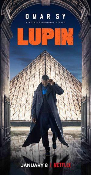 New Netflix show 'Lupin'
