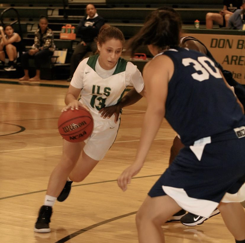 ILS Girls Basketball Season Ends In First Round Of Districts