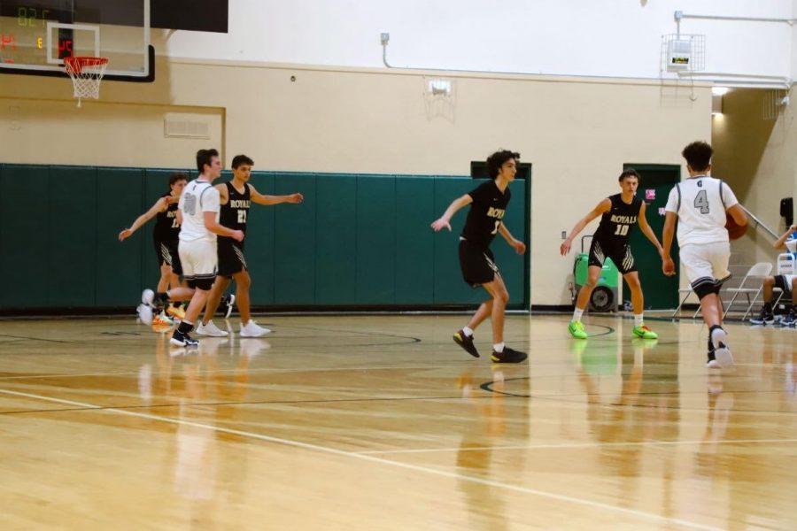 ILS Basketball Title Run Falls Short