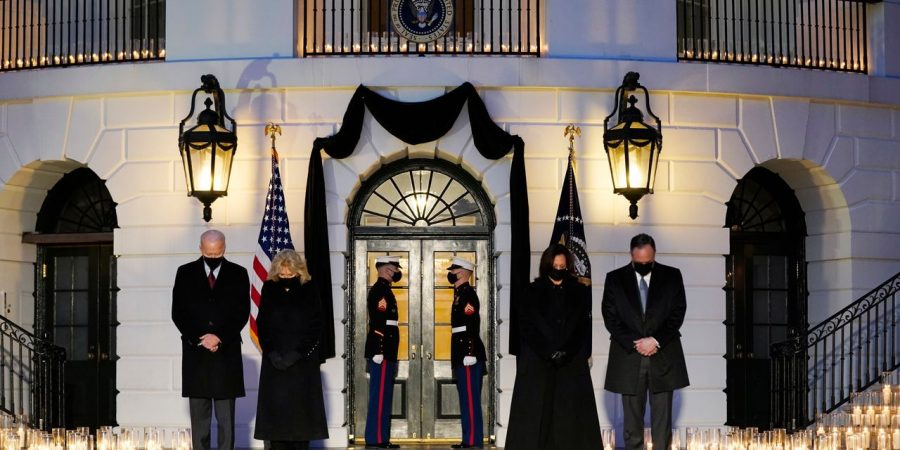White House Honors COVID victims