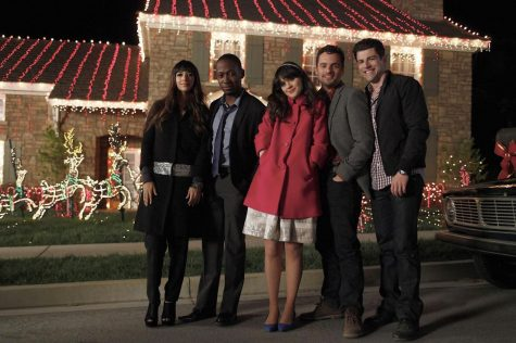 The cast of New Girl via Netflix.com