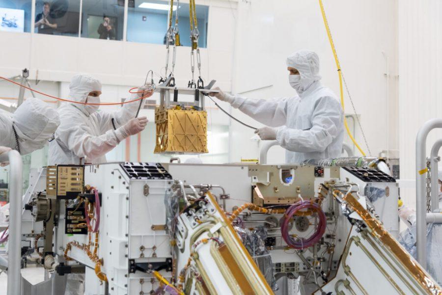 MIT Mars Rover