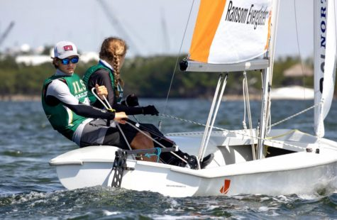 ILS Sailing Team Takes Home Another Win In Jensen Beach