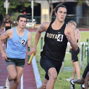 Giugovaz Qualifies For State Meet In 400 Meter