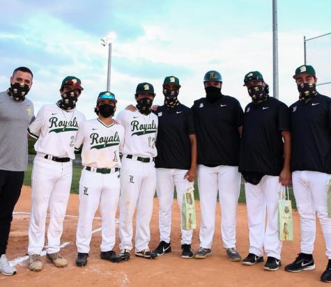 ILS Baseball Dominates on Senior Night