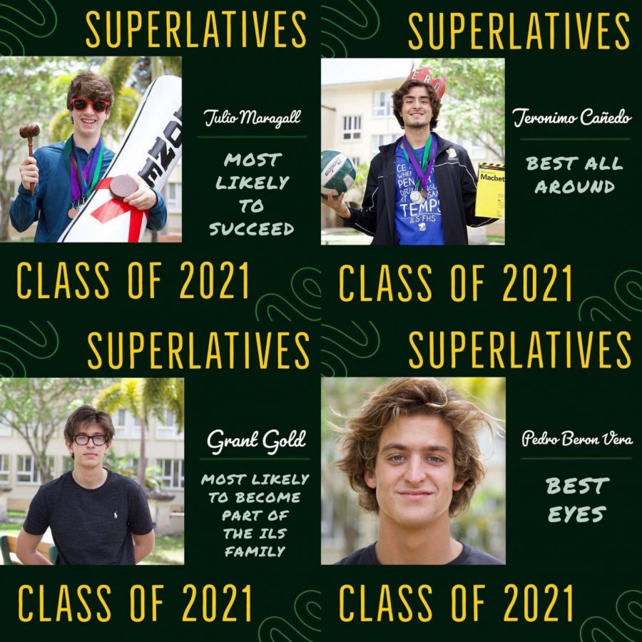 Senior Superlatives!