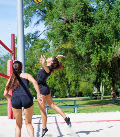 ILS Beach Volleyball Continues Winning Streak