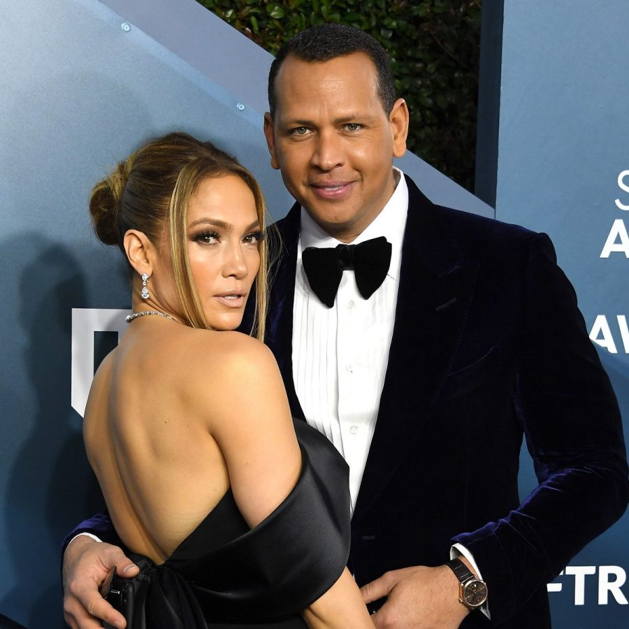 JLo and ARod Officially Split