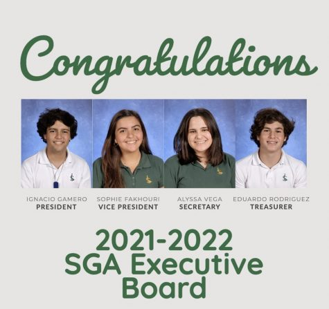 SGA Executive Board Announced, Class Board Elections This Week