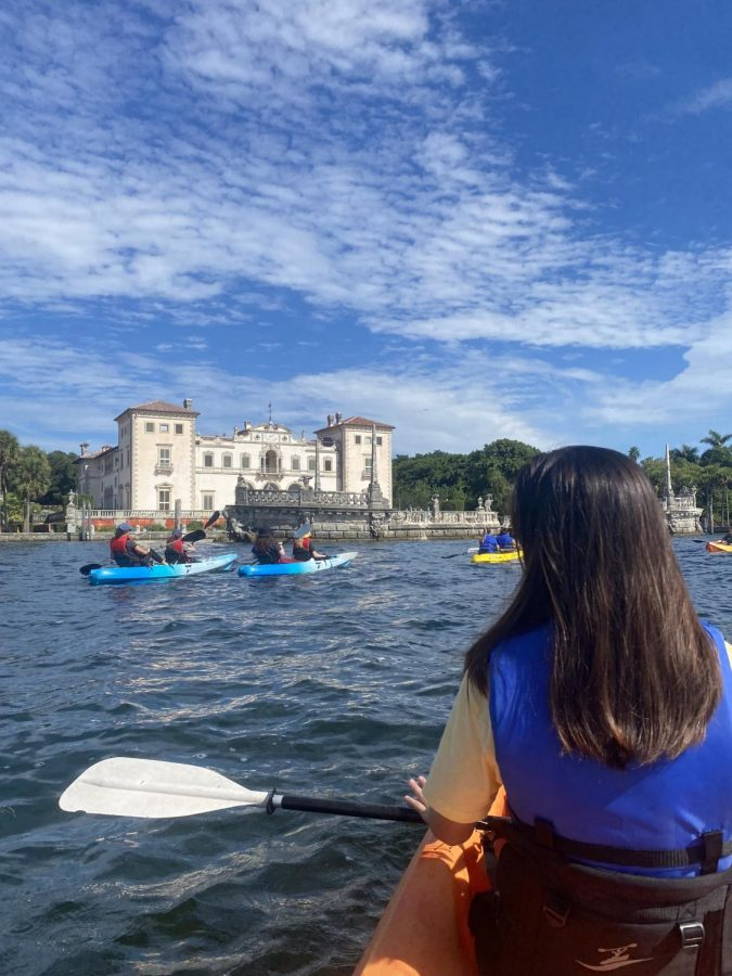 Kayaking to Connect Four: Wellness Day at ILS